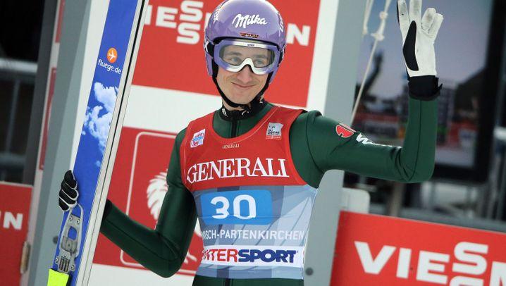 Skispringer Martin Schmitt: Ein Abschied in Etappen