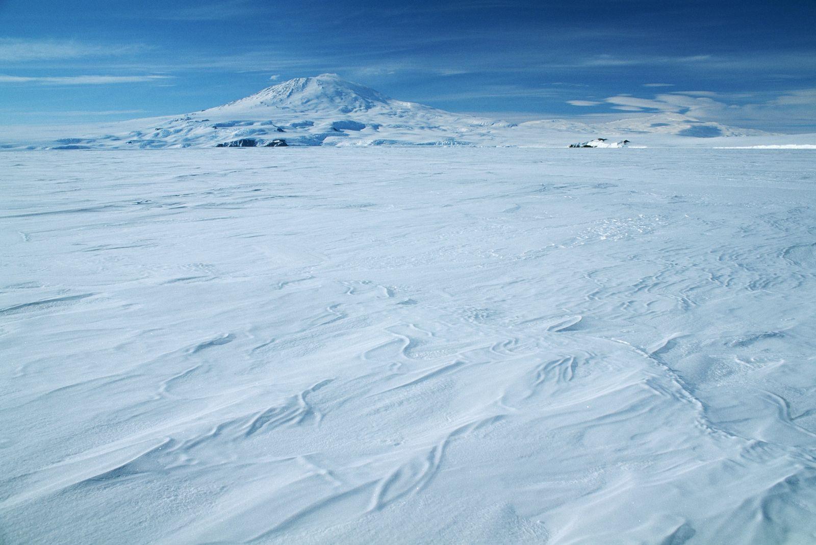 NICHT MEHR VERWENDEN! - Lauf-Orte/ Antarktis