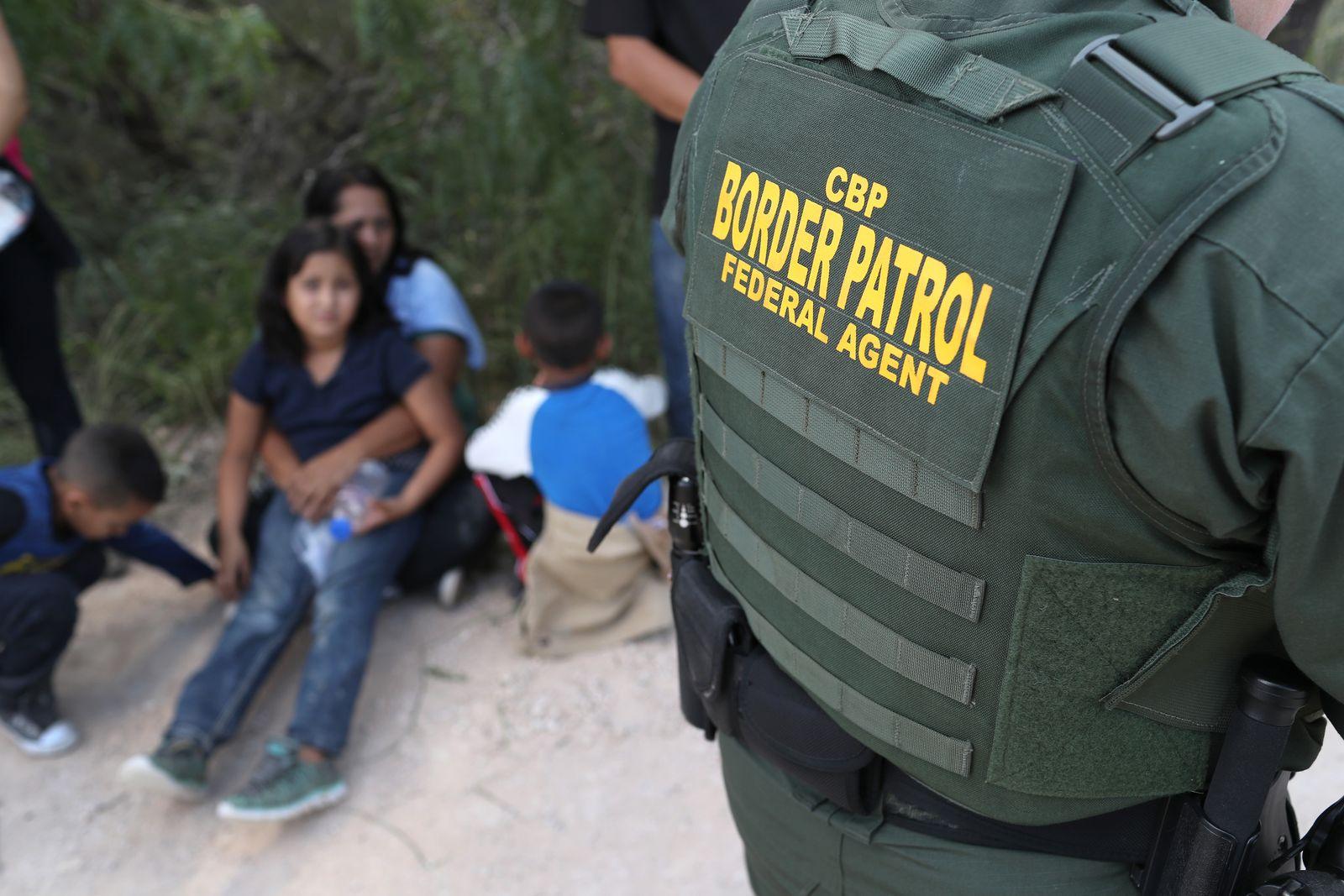 Mexiko/ USA/ Immigration