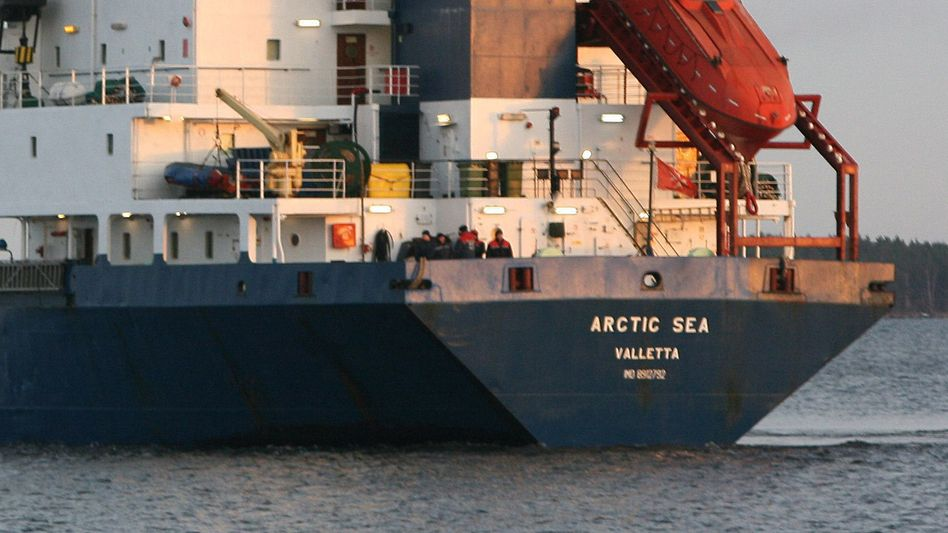 Many questions remain about the past -- and future -- of the 'Arctic Sea.'