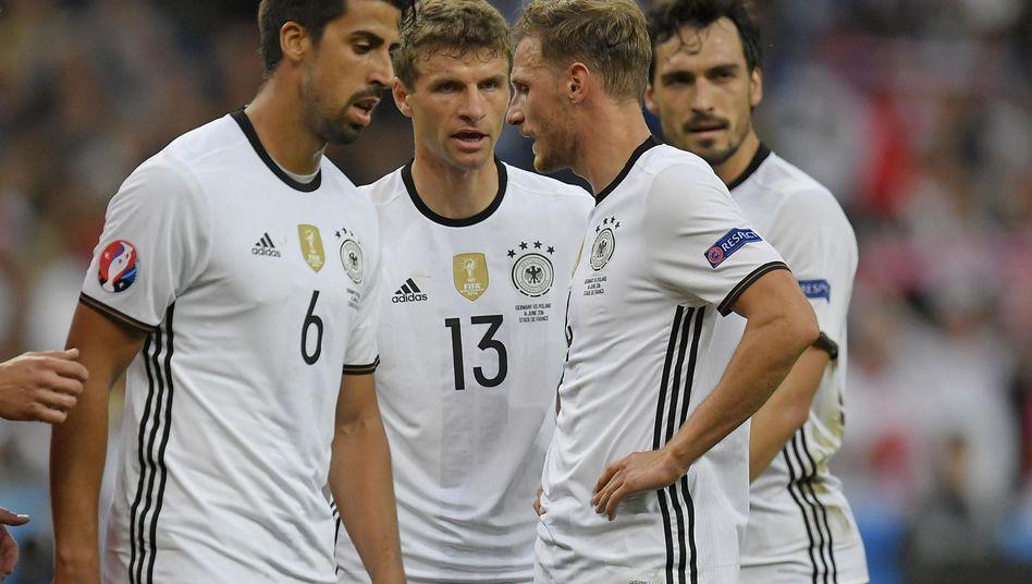 Spieler der deutschen Nationalmannschaft