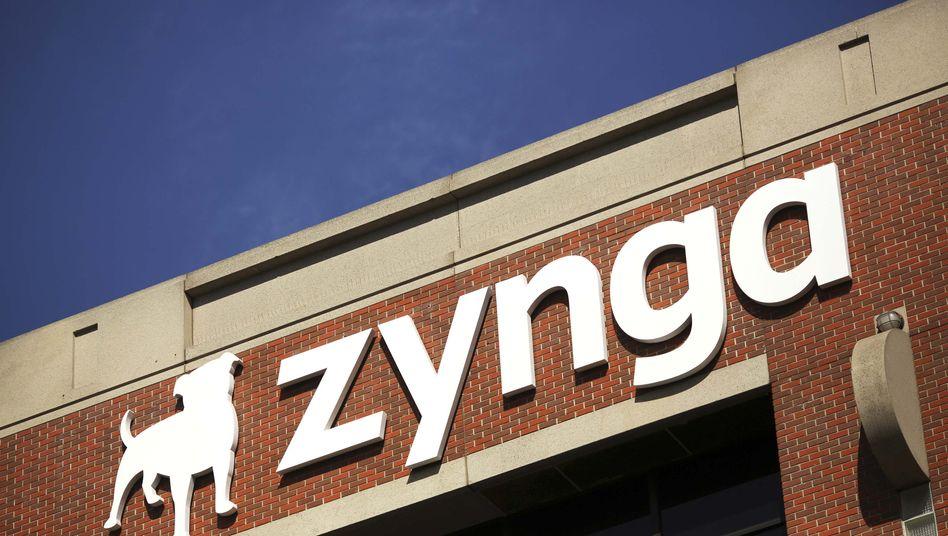 Spieleschmiede Zynga: kein starker Start im mobilen Netz
