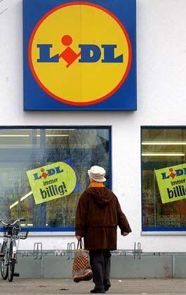 Lidl-Filiale: Billig auf Kosten der Arbeitnehmer?
