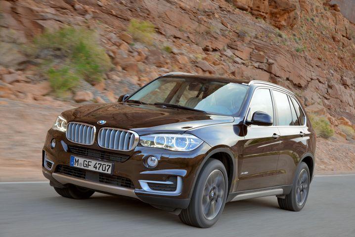 BMW X5 für den US-Markt: US-Grenzwerte überwiegend erfüllt