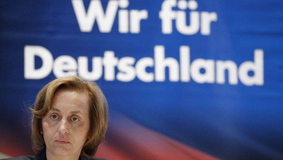 Streit um Silvester-Tweet: Polizei erstattet Strafanzeige gegen Beatrix von Storch