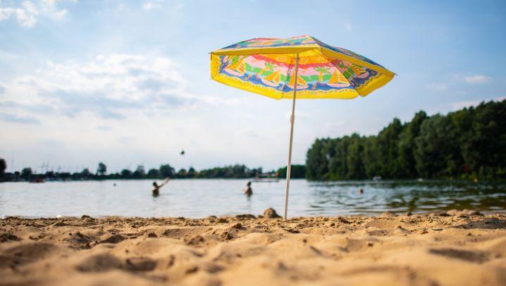 """Wetter in Deutschland: """"Ausgewachsene Hitzewelle"""""""