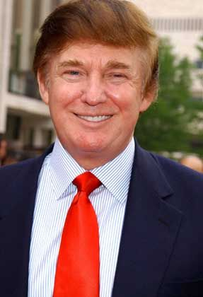 Donald Trump: Das Haar ist echt
