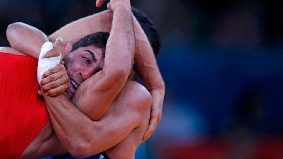 Ringen als Dopingsportart? Die Staatsanwälte prüfen das derzeit