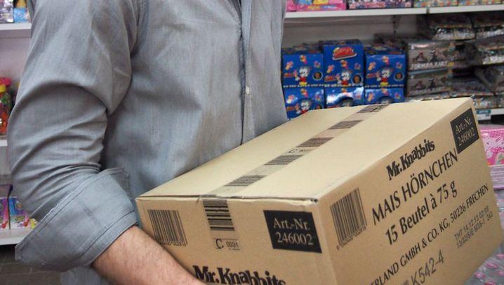 Behinderte Firmengründer: Neue Chance mit eigenem Laden