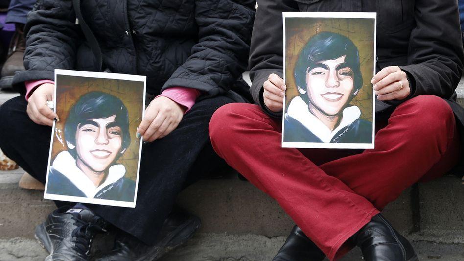 Gedenken an Berkin Elvan (2014): Der Tod des 15-Jährigen hatte die Türkei erschüttert