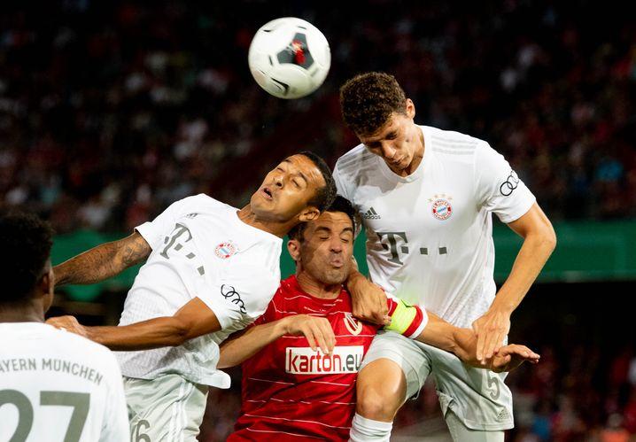 Dimitar Rangelow spielte bereits beim Bundesligisten Energie Cottbus, diese Zeiten sind vorbei