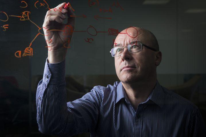 Microsoft-Forscher Christopher Bishop