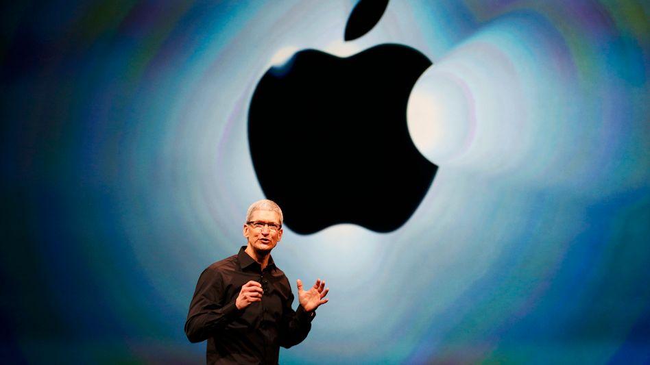 Konzernmanager Cook: Steuermogelei mit der Apple-typischen Akribie