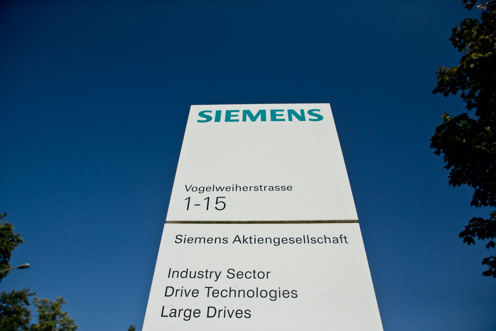 KaSP Stellenabbau bei Siemens - Standort Nürnberg