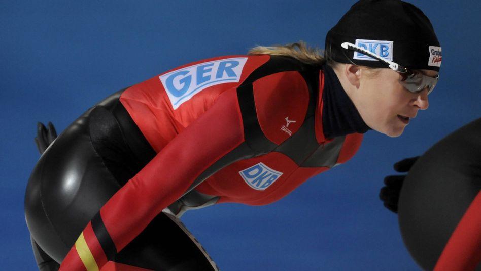Eisschnellläuferin Pechstein: Kampf um Olympia-Start