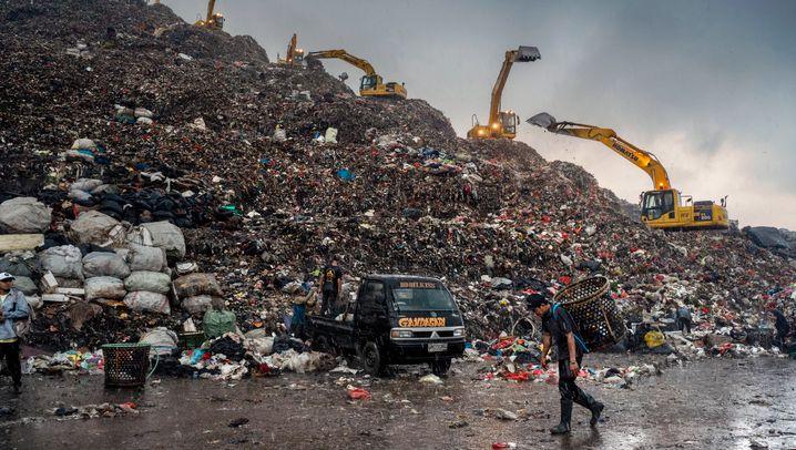 Die Müllsammler von Bantar Gebang