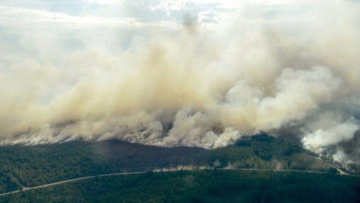 Waldbrände in Schweden: Hilfe aus ganz Europa