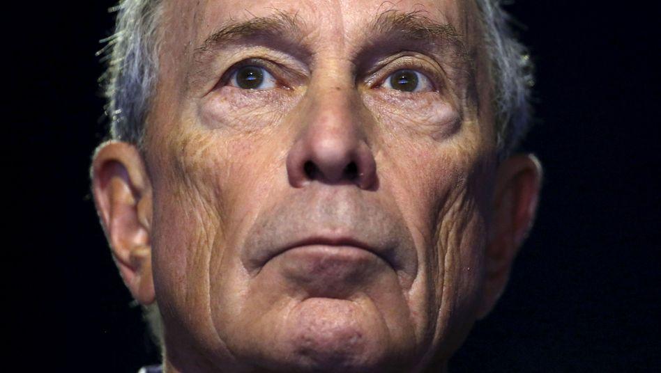 Politiker Bloomberg: Könnte sich als Kandidat der Mitte positionieren