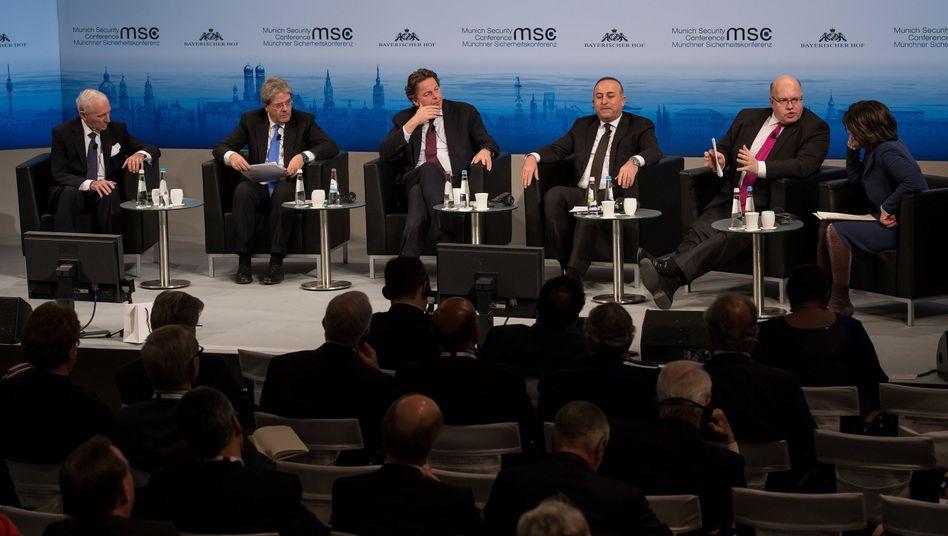 Podiumsdiskussion in München: Versammelte Ratlosigkeit