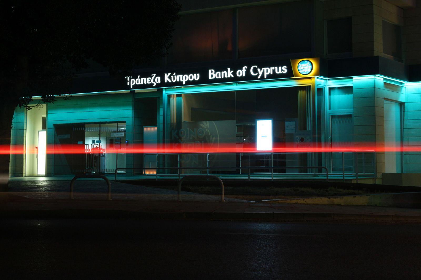 Bank of Cyprus / Sizilien