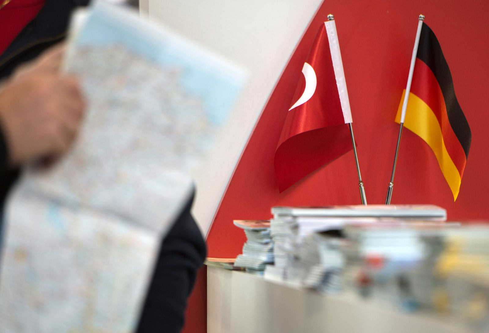 SYMBOLBILD Türkei/ Reisewarnung