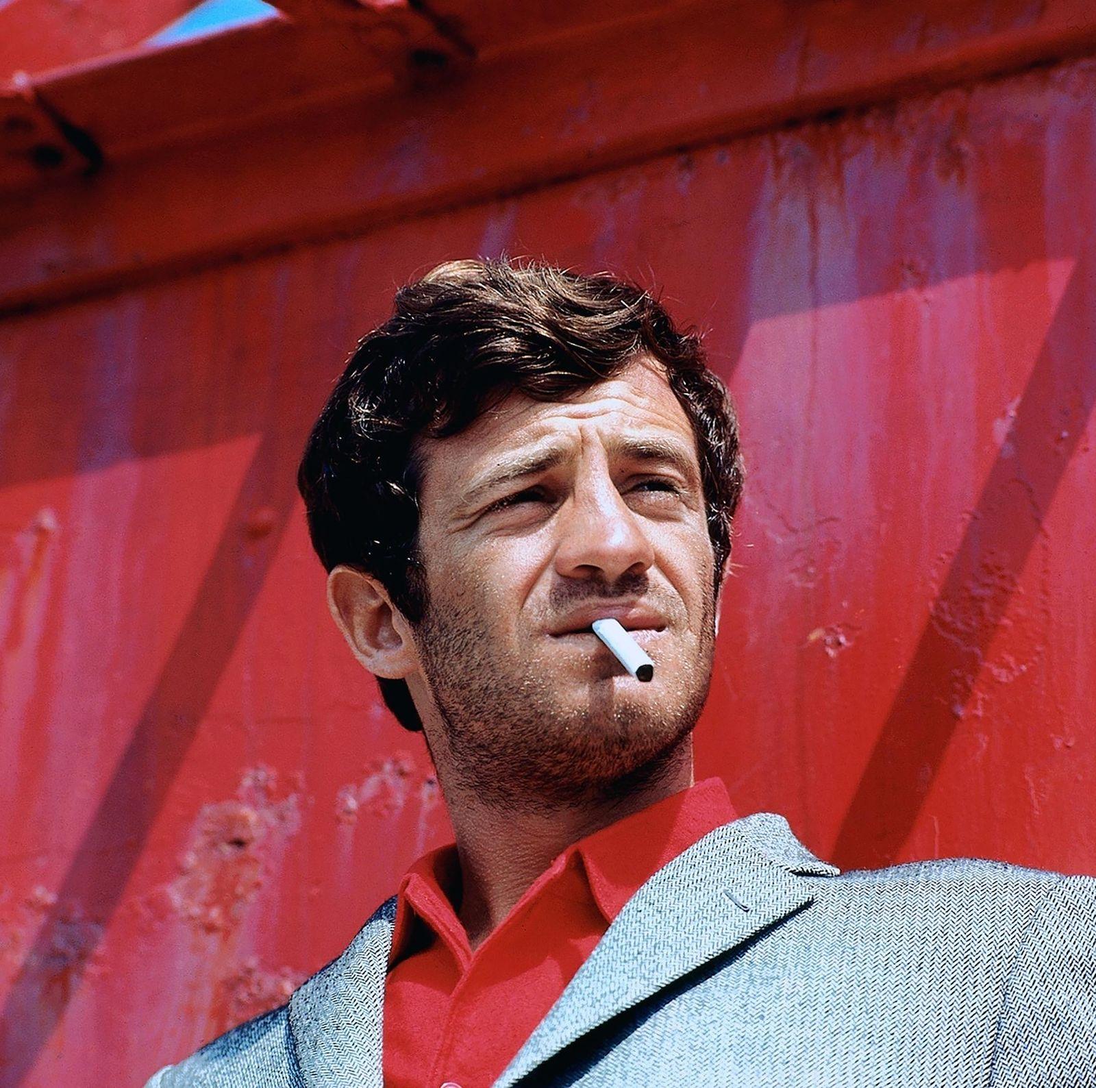Jean-Paul Belmondo (Personenfotos)