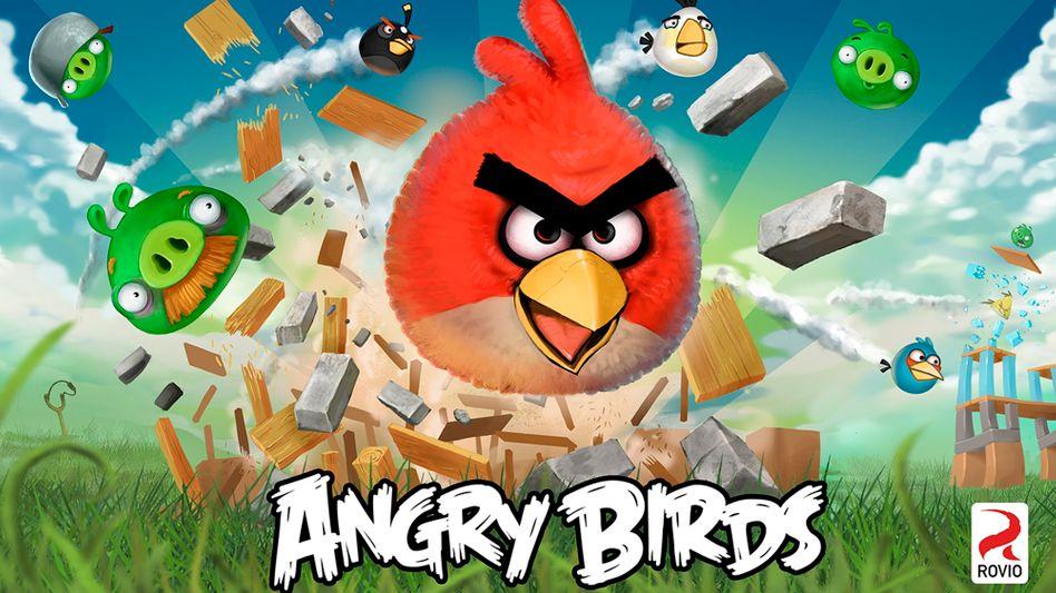 Werbung für Angry Birds: Das nächste große Ding?