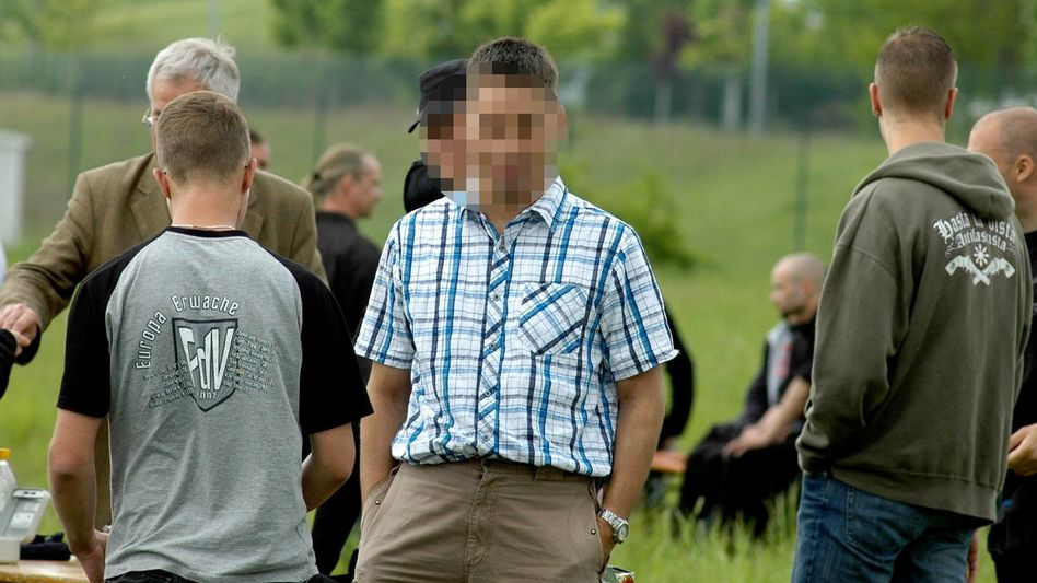 Früherer NPD-Funktionär Wohlleben: Verbindungen nach Oberweißbach