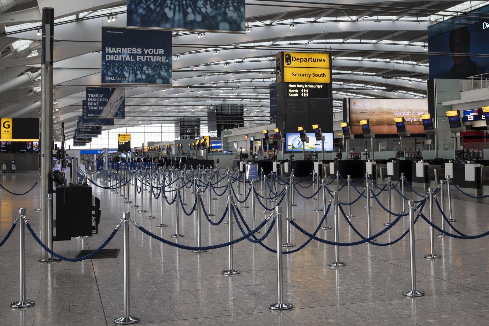 British Airways / Streik / Heathrow
