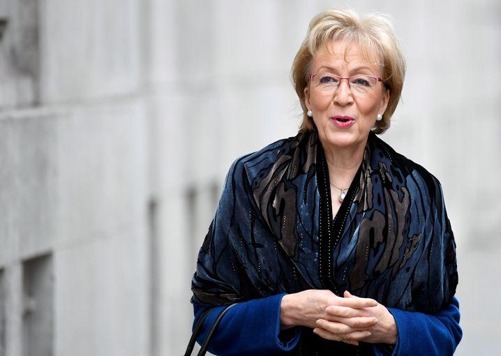 Andrea Leadsom, für Parlamentsfragen zuständige Tory-Ministerin