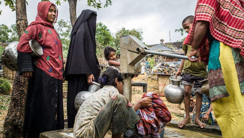 Rohingya in Bangladesch: Flucht und Vertreibung