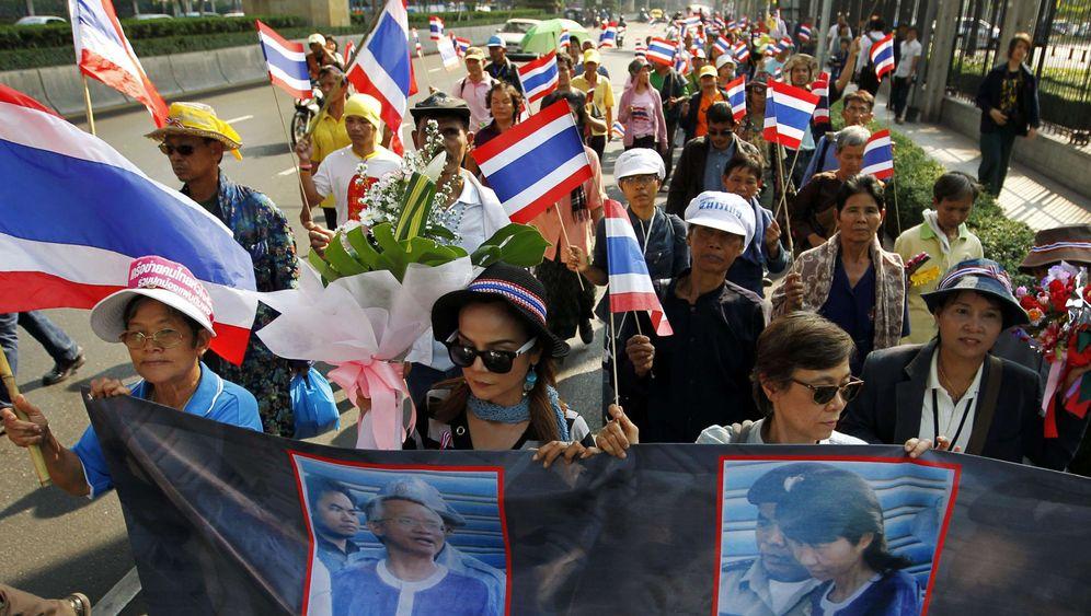 Thailand am Scheideweg: Ruhe vor dem Putsch