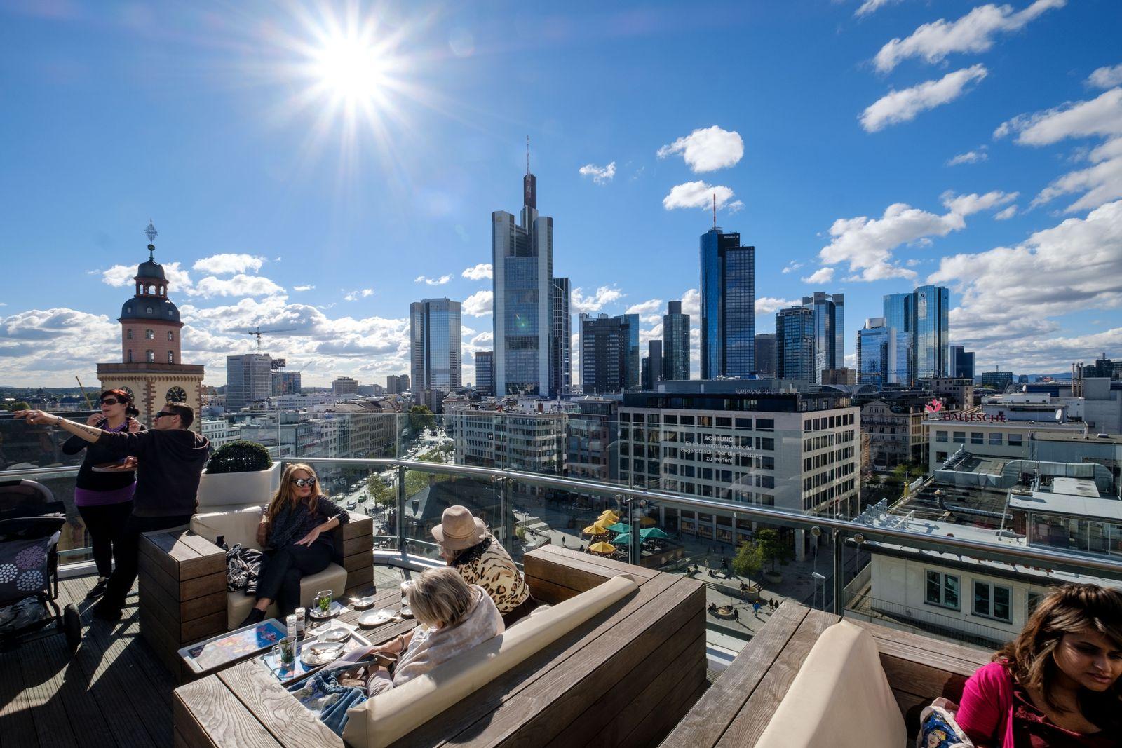 Frankfurt am Main / Stadtansicht