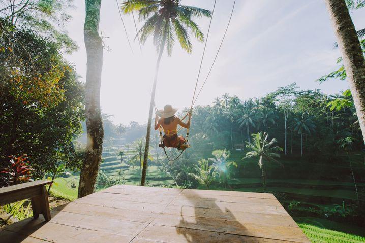 Die Vertreibung aus dem Paradies: Influencerinnen müssen Bali verlassen