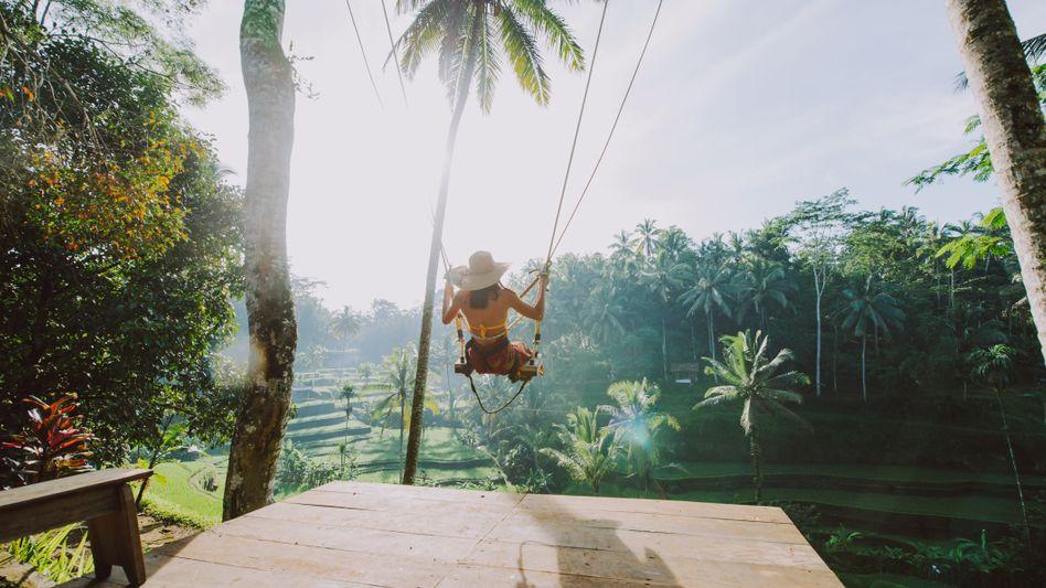 Das Ende vom Inselglück: Einige Reisende mussten zuletzt Bali verlassen, weil sie gegen Corona-Regelungen verstießen