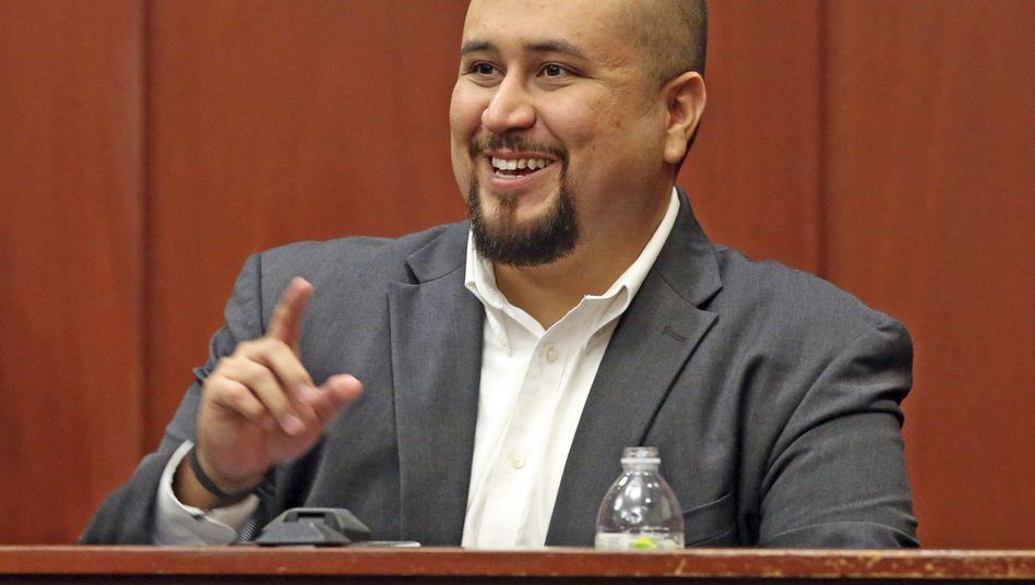 """George Zimmerman (Ende 2016 in Orlando, Florida): Der Anwalt der Martin-Familie wirft ihm """"haarsträubende Behauptungen"""" vor"""