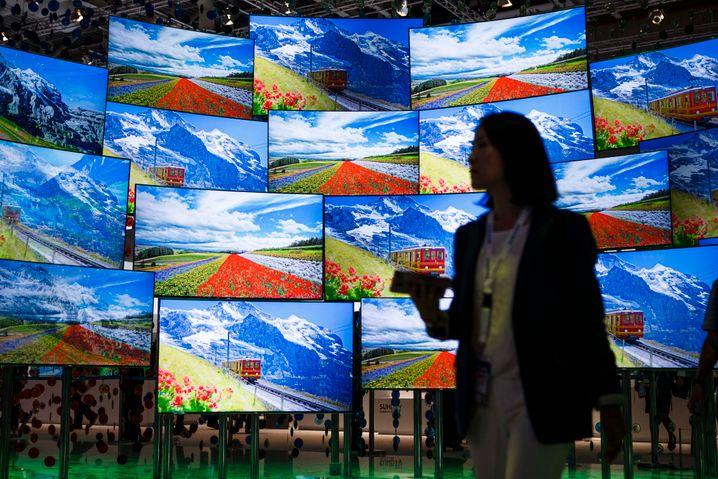 Ifa 2020: Viel Technik, wenige Menschen