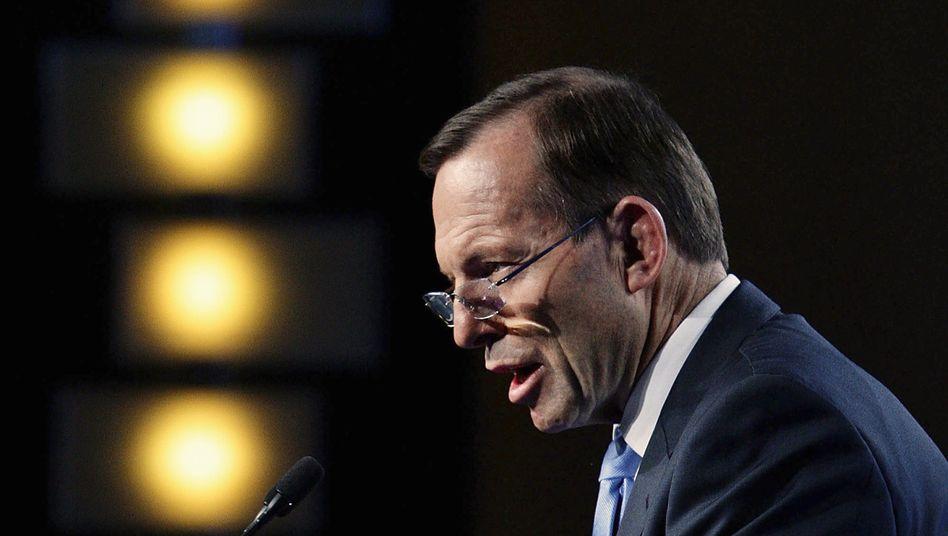 Australiens Premier Tony Abbott: CO2-Steuer abgeschafft