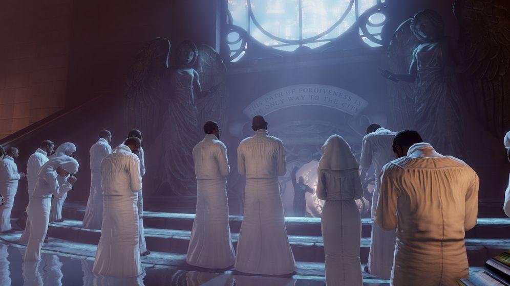 """""""Bioshock Infinite"""": Die Stadt in den Wolken"""
