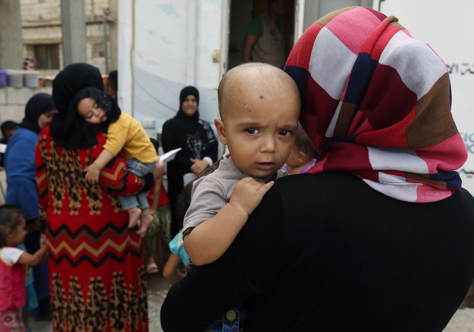 Libanon Flüchtlinge