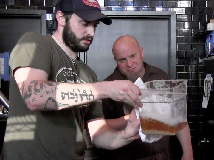 Etrusker-Bierchen: Nach uraltem Rezept gebraut