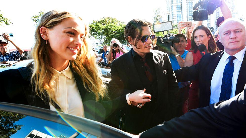 Johnny Depps Hunde: Quarantäne-Streit vor Gericht