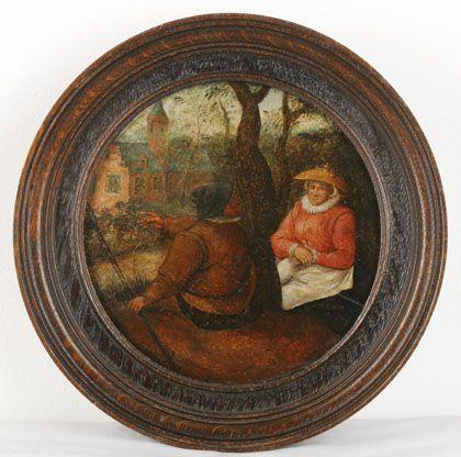 Brueghel-Gemälde von 1620: Traum aller Schnäppchenjäger