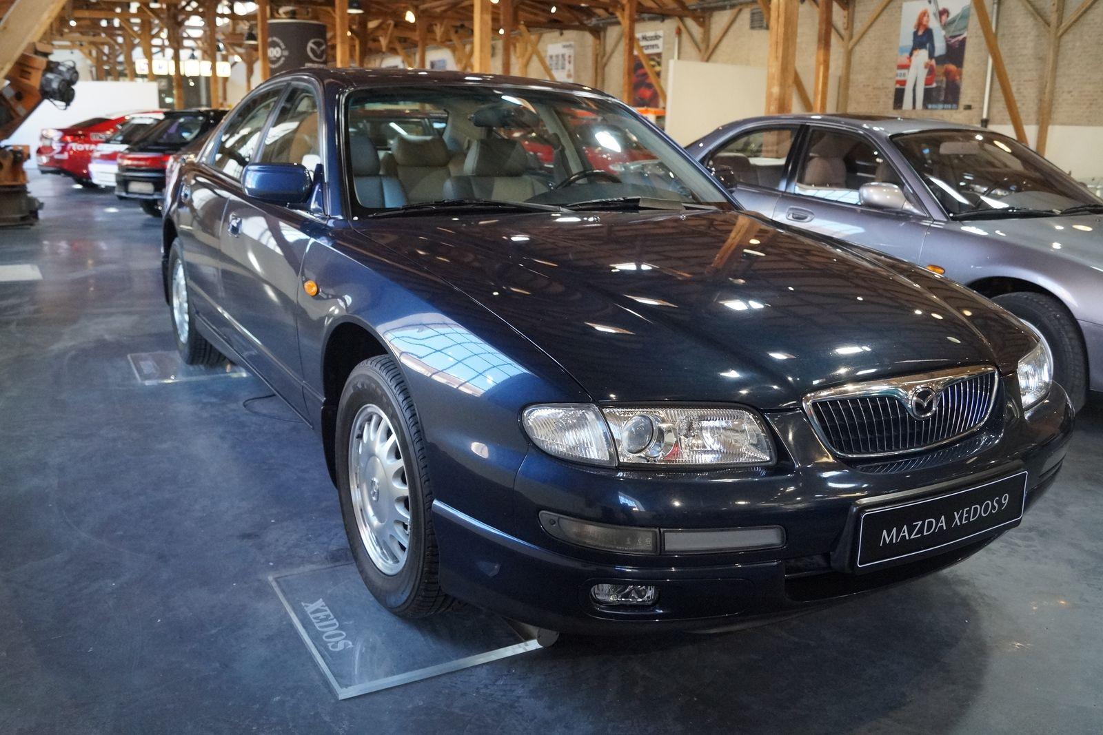 100 Jahre Mazda - Xedos 9