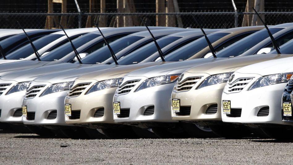 Zurückgerufene Toyota-Modelle: 1000 Dollar für Kunden, die zu Ford oder GM wechseln