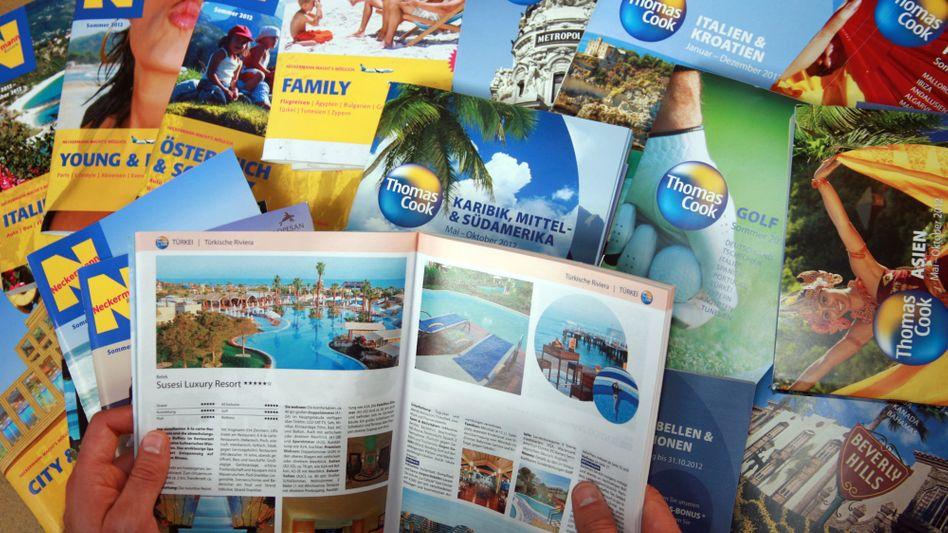 Reisen aus dem Katalog: Pauschalreisen sind bis heute ein Erfolgsgarant