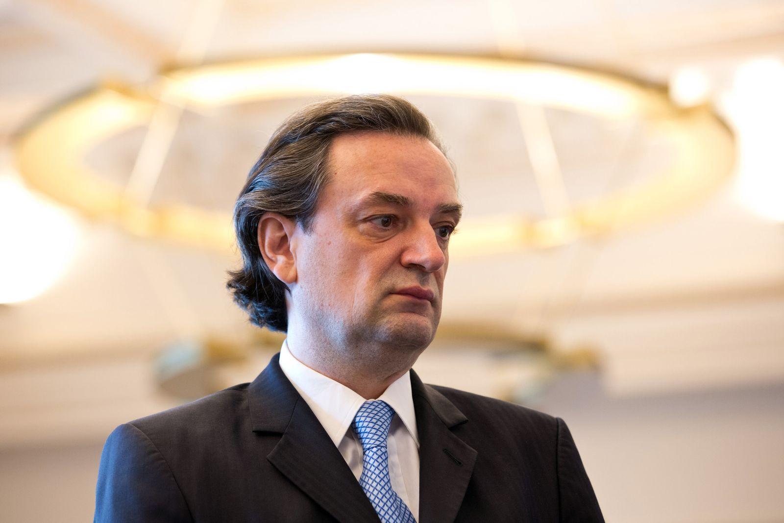 Dirk Jens Nonnenmacher / Ehemalige Bankchefs