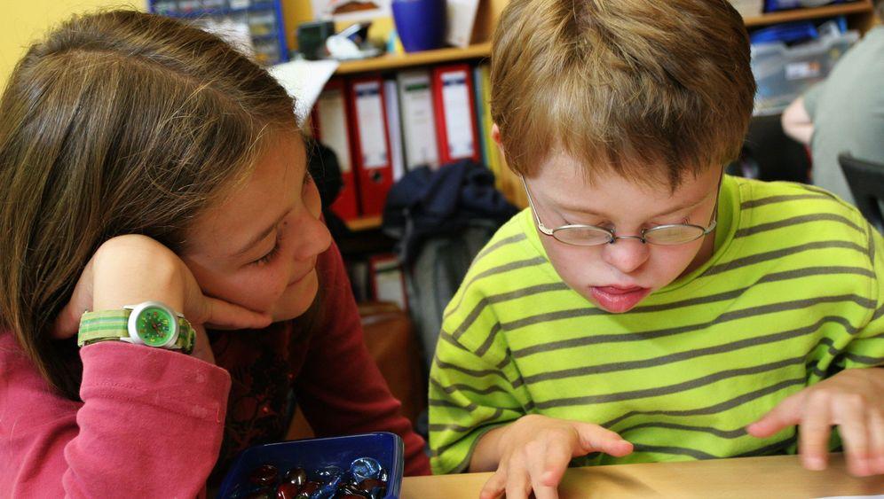 Schüler mit Behinderung: Weiter Weg zur Inklusion