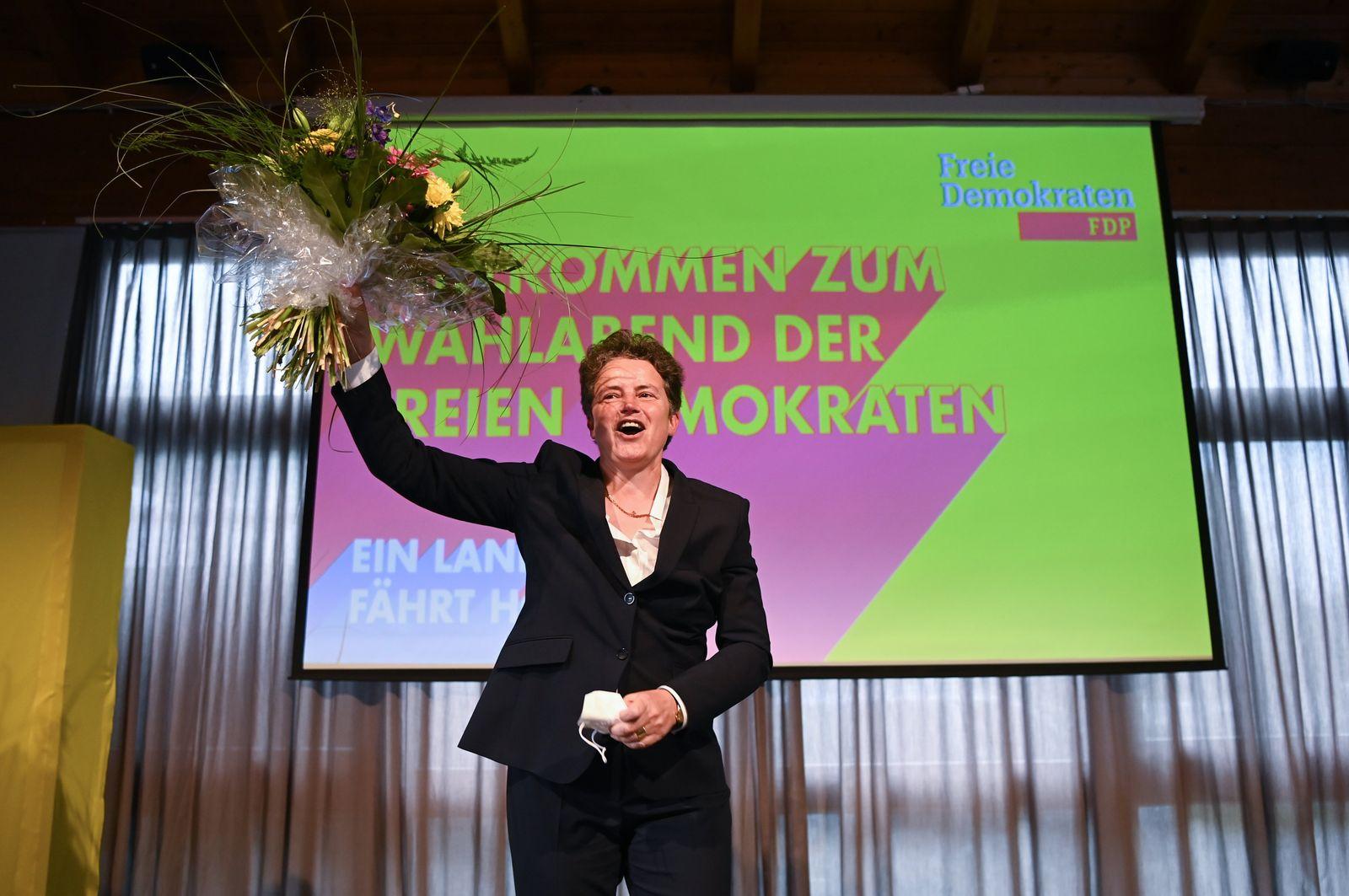 Landtagswahl Sachsen-Anhalt - FDP