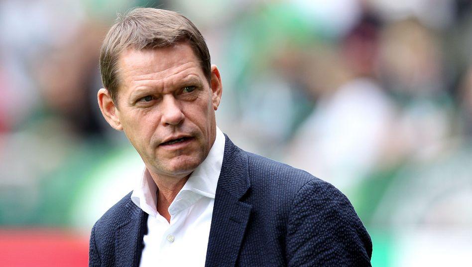 HSV-Sportchef Arnesen: Nach Transfers in der Kritik